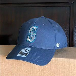 Seattle Mariners 47 Brand Adjustable SnapBack Hat